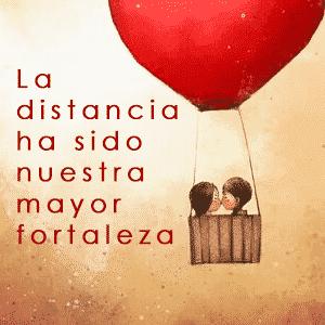Imágenes de amor a distancia