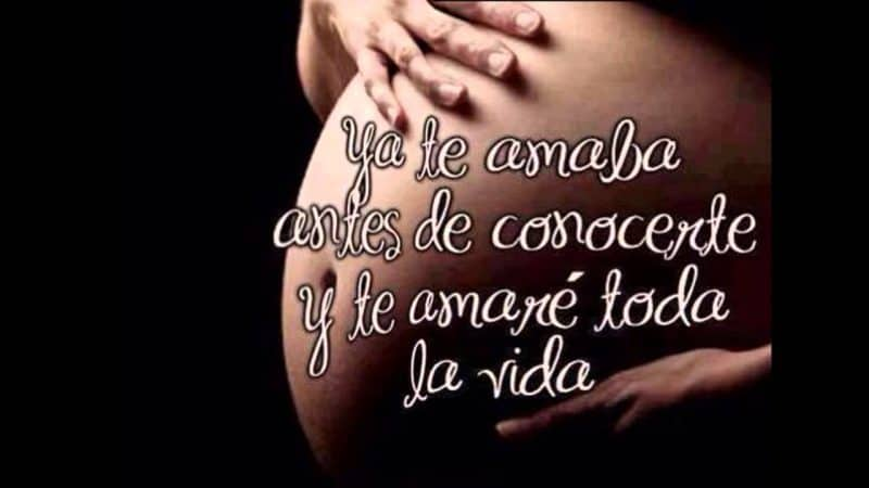 imagenes de amor de madre embarazada 2