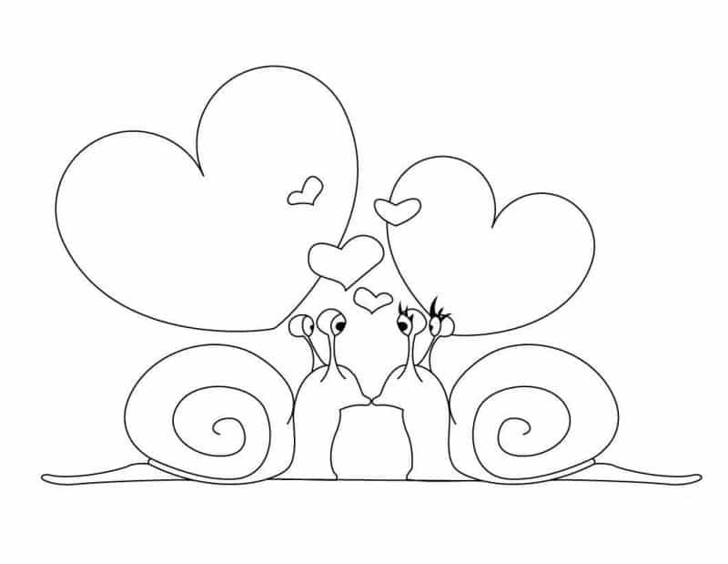 imágenes de amor fáciles de dibujar