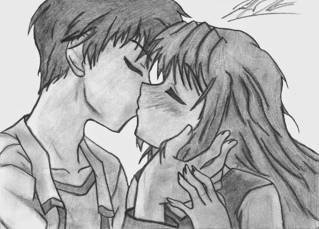 imágenes de amor juvenil para dibujar (2)