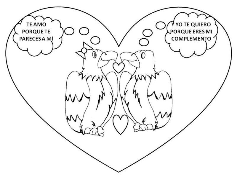 imagenes de amor para dibujar con frases bonitas