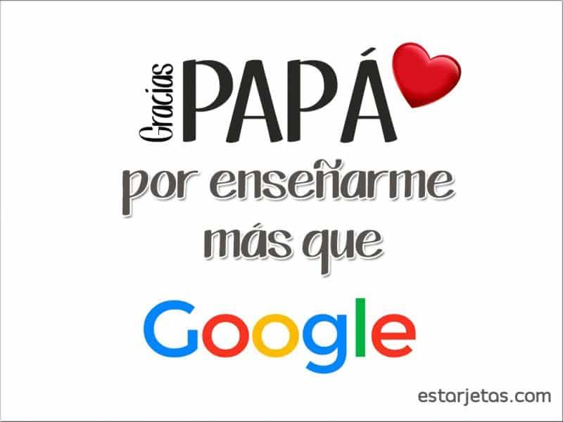 imágenes de amor para padres gracias papa